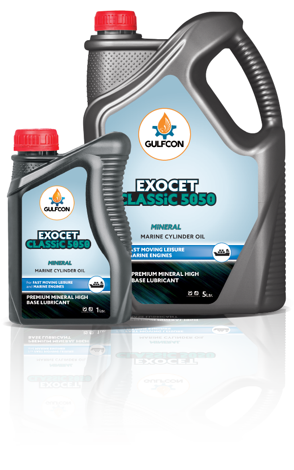 EXOCET CLASSIC ENGINE OIL