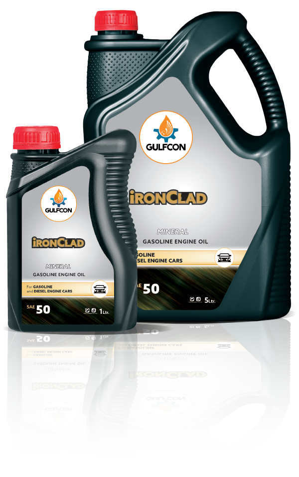 IRONCLAD ENGINE OIL